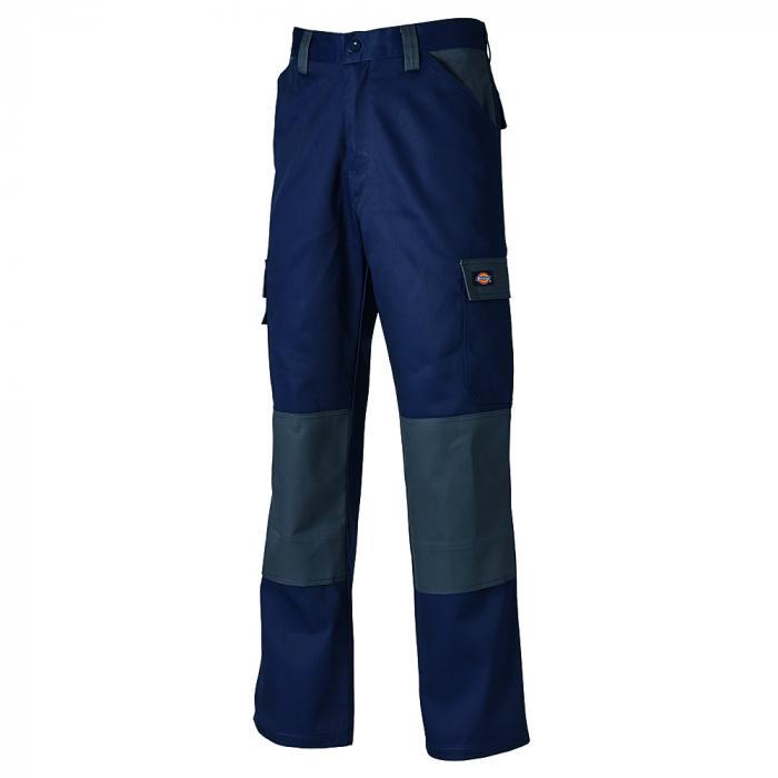 Pantaloni di tutti i giorni - Dickies - taglie da 40 a 64 - blu navy / grigio