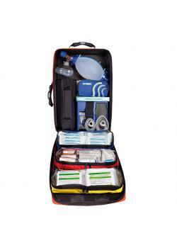 Emergency rygsæk Octett - O² Version - First-Resp Eller