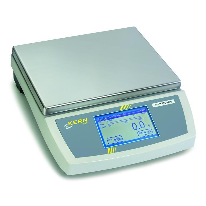Waage - max. Wägebereich 6 bzw. 24 kg - großer Funktionsumfang