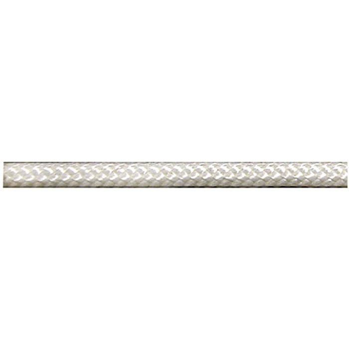 Persienner Cord - Polyester - vit - på spole
