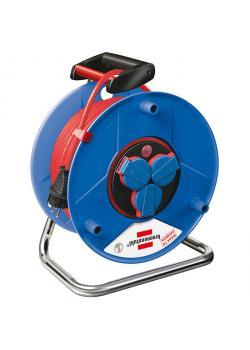 Garant® Bretec® IP 44 Kabeltrommel - N05V3V3-F3G1,5 - rot - Bremaxx