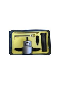 Nibbler - als Aufsatz auf eine Bohrmaschine (pneumatisch oder elektrisch)