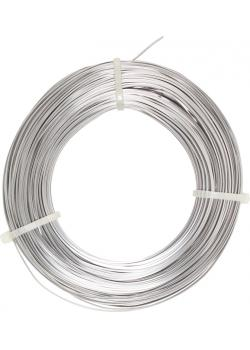 Square steel wire - for cutting slices - 50 m
