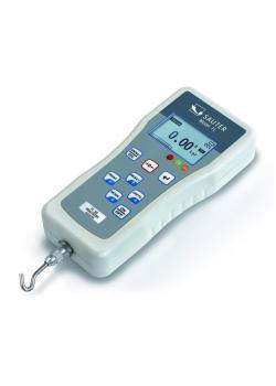 Kraftmätare - digital - mätområde 5-2500 N - Läsbarhet [d] ,002-1 N