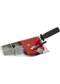 Streifenschneider - verstellbar von 45 bis 100 mm - zum Schneiden von Teppichstreifen