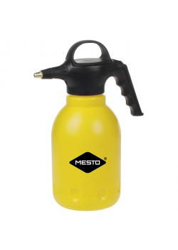 "Pressure sprayer ""FLEXI"" - Filling contents 1.5 l - with pivoting brass nozzle"