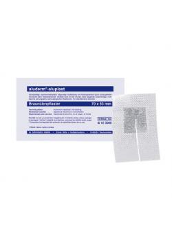 Kanyl gips aluderm ® aluplast 70x53 mm