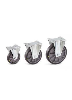 Hjul - TPE-ESD-däck - till 205 kg