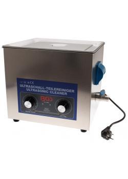 Ultraljuds delar renare - Behlterinhalt 13 liter - Unltraschallfrequenz 40kHz