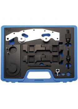 Einstellwerkzeugsatz für Motoren - für BMW M52, M54, M60 und M62