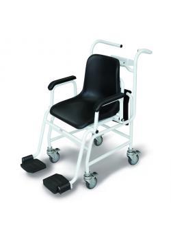 Stuhl-/Personenwaage - max. Wägebereich 250 kg - mit Medizin- und Eichzulassung