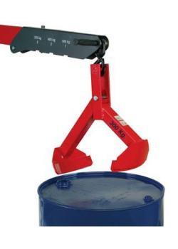 "Barrel Clamp ""RODAC"" Max. Lifting Capacity 300 kg"