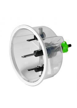 Kreisschneider - für Steckdosen - Durchmesser 40 bis 425 mm