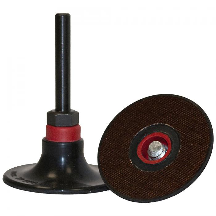 Stützteller QMC 555 - Durchmesser 25 bis 76 mm - Schaft 6 mm - verschiedene Härtegrade