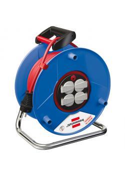 Garant® Bretec® Kabeltrommel - H05VV-F3G1.5 - Kunststoff - rot