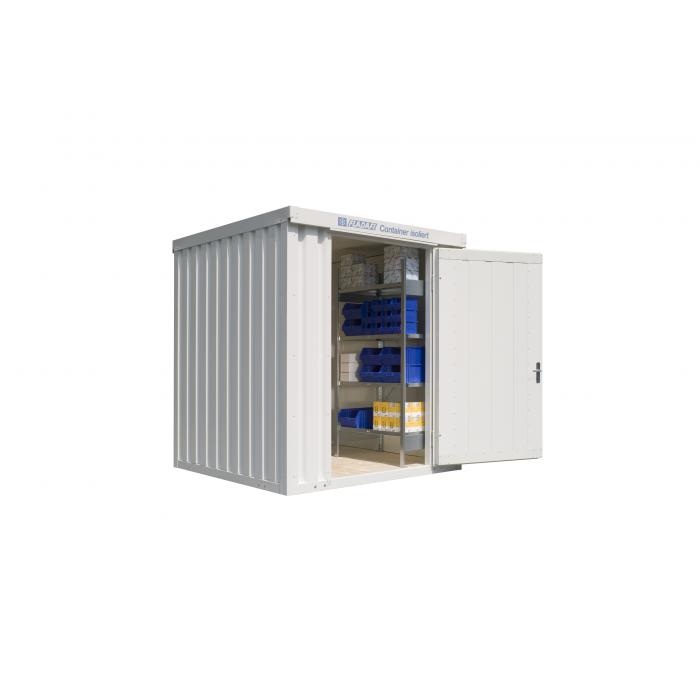 "Isoliercontainer ""IC 1200"" - isoliert - 4 m² - montiert - FLADAFI®"