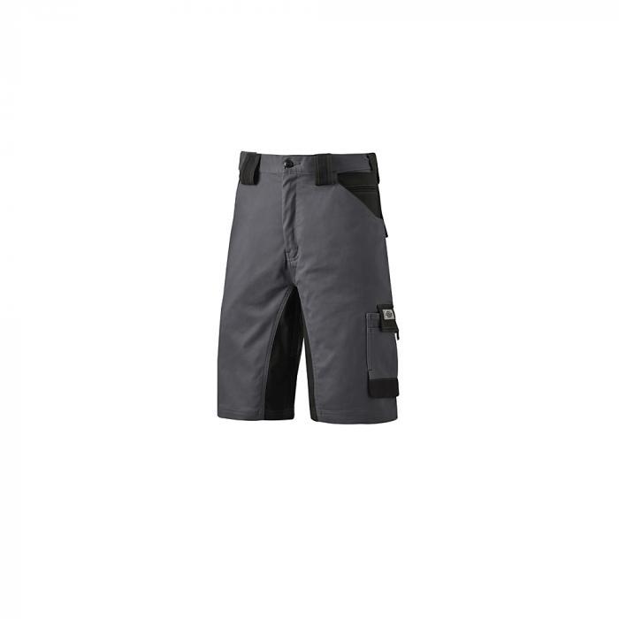 Shorts GDT Premium - Dickies - Größe 42 bis 62 - grau/schwarz