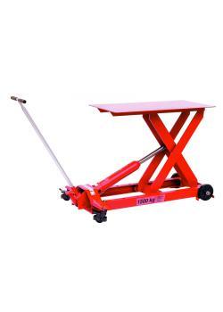Hydraul. lift RODAC - RQLT Series 650 kg up to 1500 kg