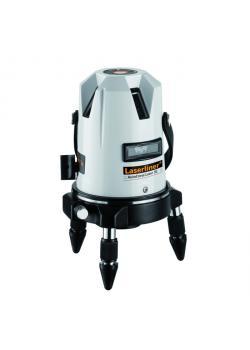 """Kreuzlinienlaser """"AutoCross Laser 3C Pro"""" - mit Lotlaser & Referezlinie"""