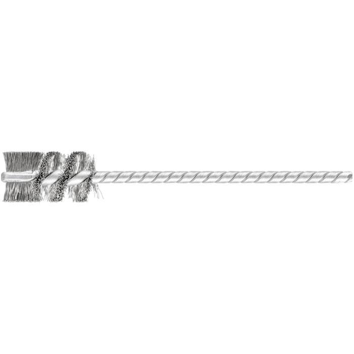 Rohrbürste - PFERD - ungezopft, aus Stahldraht - für Stahl, Baustahl etc. - VE 10 Stück - Preis per VE