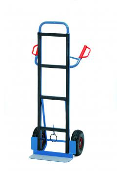 Machinery handtruck - 350 kg - higher execution - non-slip cover