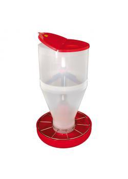Piglet Bowl Maxi Hopper Pan - Diameter: 42.5 cm - Height 68 cm - Capacity 21 l - Various designs