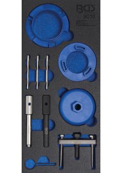 Motor-Einstellwerkzeug Satz - für Jaguar / Land Rover / Ford / Citroen 2,0 / 2,2 / 2,4 / 3,2L Diesel
