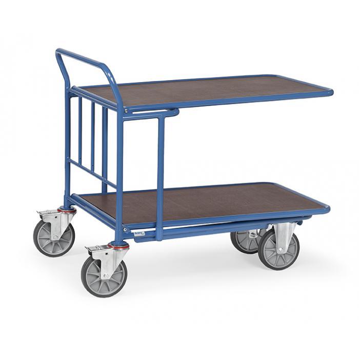 C + C-auto - fino a 500 kg - con pavimenti manubrio e 2