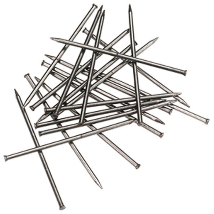 Stahlstifte 1,5 mm - blank - Länge 20 bis 45 mm - VE 1000 Stück