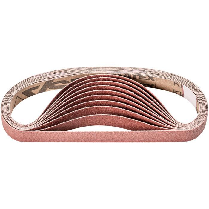 Slipband - PFERD - korund A - kornstorlek 40 till 400 - Pris per Styck
