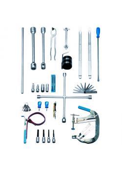 Zusatzsortiment - für Automotive-Bereich - Gewicht 11,3 Kg - 34-tlg