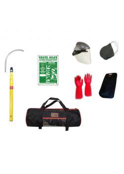Kit di pronto soccorso - CATU CZ-51-EMR-D - 1000 V - portatile - per incidenti elettrici - con gancio di salvataggio