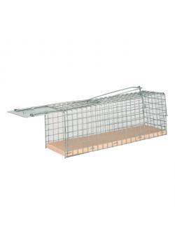 Trådbur Råttfälla Levande - bredd 11,5 cm - längd 30 cm - höjd 12 cm