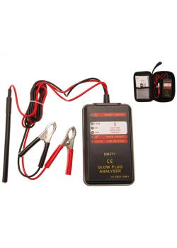 Glow plug tester - 12 volts - with LED display