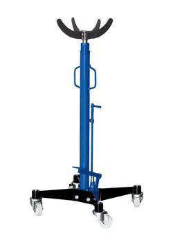 Transmission Jacks - med roterbar sadel - max. Fyll 600 kg
