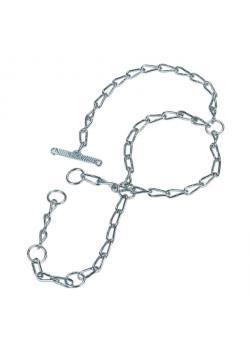 Ochsenzaumkette - thickness 4.5 mm - length 160 cm