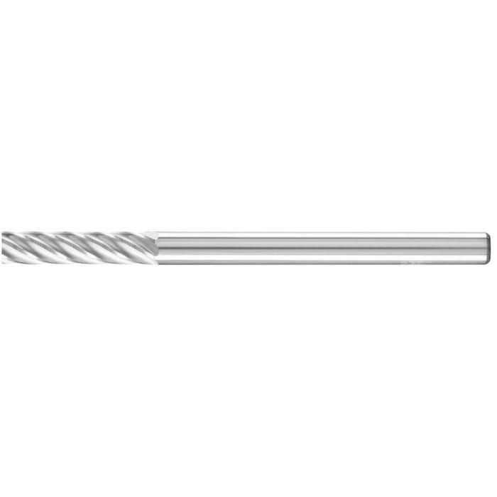 Frässtift - PFERD - Hartmetall - Schaft-Ø 3 mm - für INOX - ohne Stirnverzahnung