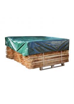 Fabric tarpaulin - PolyGuard - 110 - 120 gsm - 2 x 3 m to 8 x 10 m