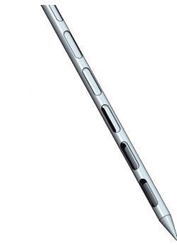 Zonensammler Spiralus - Ø 38 mm - Aluminium