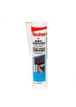 Akryl tätningsmedel Interiör DA - 310 ml - Enhet 1 st.