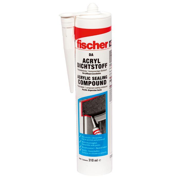 Acryldichtstoff für Innenbereiche DA - 310 ml - VE 1 Stck.