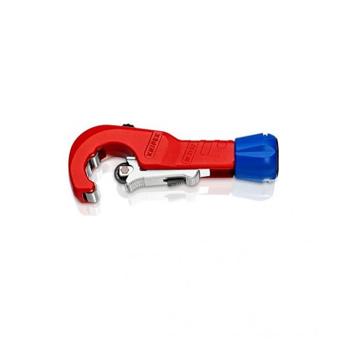 Obcinak do rur TubiX - z szybką regulacją jedną ręką QuickLock - wydajność cięcia Ø 6 do 35 mm - długość 180 mm