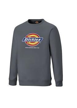 Sweatshirt Longton - Dickies - Mischgewebe - Größe XXL - grau