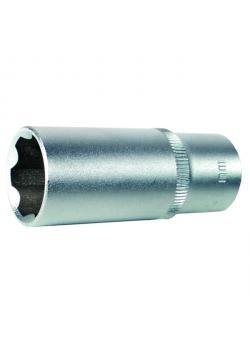 """Point de Socket - 1/2 """"Drive - Super Lock - 21 mm - acier CV"""