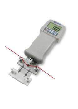 Tensiometri - kiinnitys Safe-insert-toiminto - max. Load 250 N