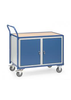 Table chariot - 2 armoires - 300 kg