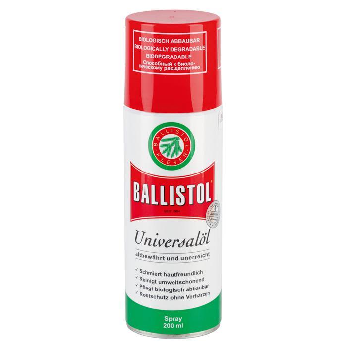 BALLISTOL - Innehåll 200 till 500 ml