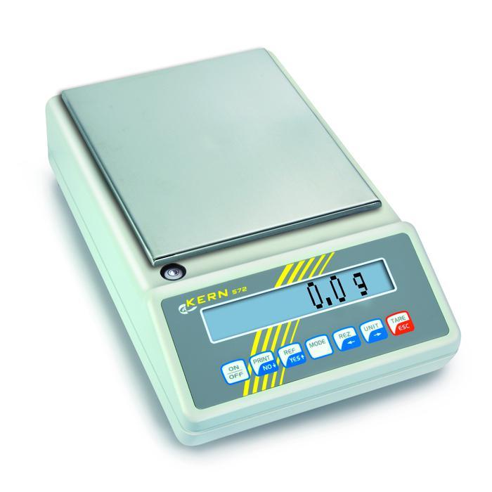 Waage - max. Wägebereich 240 bis 24000 g - für Labor und Industrie