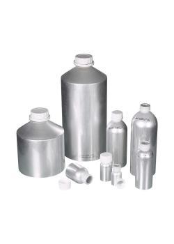 Aluminiumflaska - FN-godkännande - innehåll 3000 ml - med lock