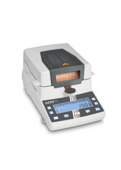 Feuchtemessgerät - Feuchte 0 bis 100 % - mit Standard-, Schon- und Schnelltrocknung